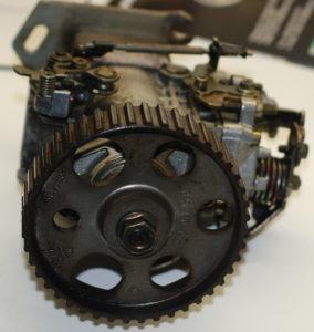 KY motor dieselpomp show