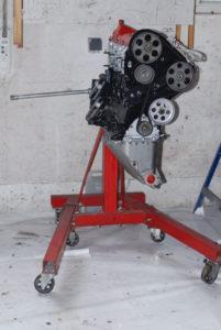 Motor vervanging van CS naar KY