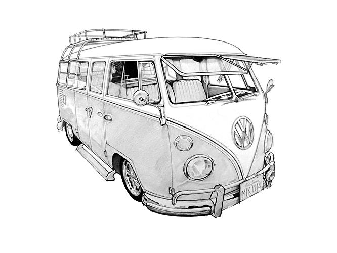 VW T1 logo