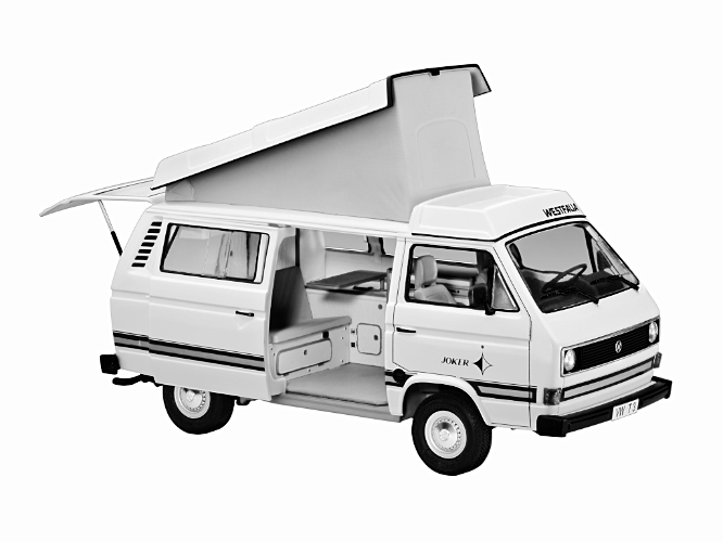 VW T3 Westfalia logo
