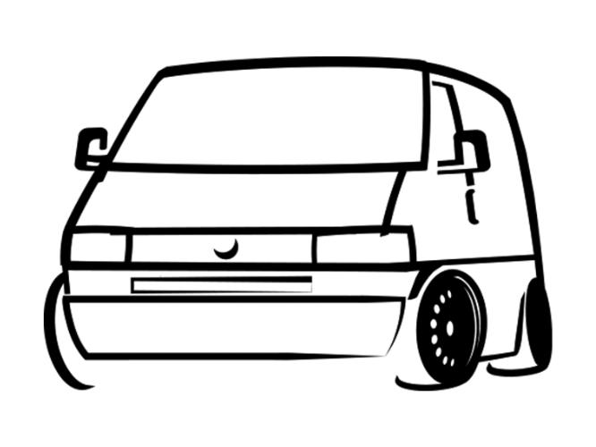 VW T4-5-6 logo