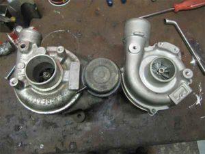 De turbo aanpassen