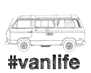 Living the #Vanlife, deel 2