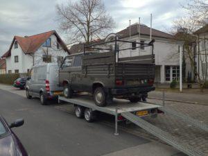 De DoKa uit Hanau